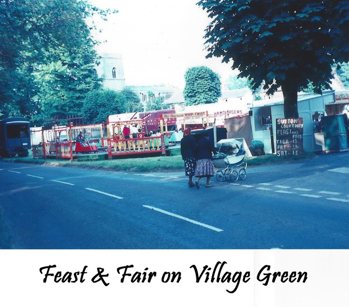 Feast Fair on  Village Green